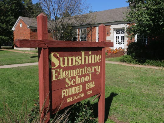 Under the proposed bond issue, Sunshine Elementary will be renovated and expanded.