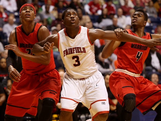 Fairfield's T.C. Wells (3) is a player to watch for