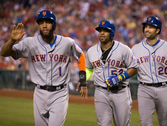 Amed Rosario is now the Mets' shortstop of the future