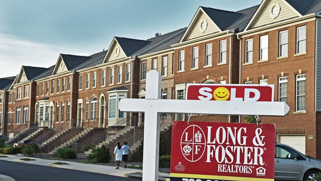 Supplies of homes on the market remain tight, and that's driving up prices.