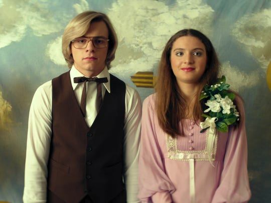 Ross Lynch and Sydney Meyer, as seen in Marc Meyers'