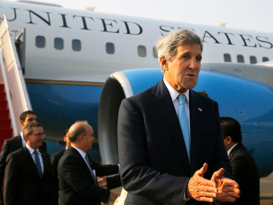 Indonesia US Kerry