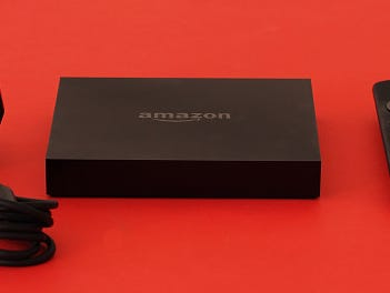 Amazon Fires back at Apple TV with 4K streaming, voice support for Fire TV.
