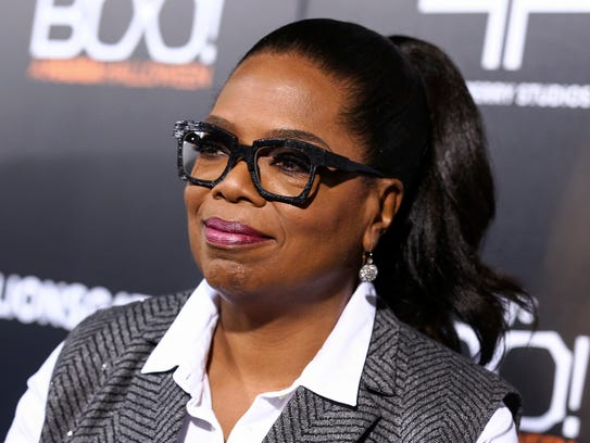 Oprah Winfrey made Time's list of influential people for the 10th time, tying former President Barack Obama for most appearances on the list.