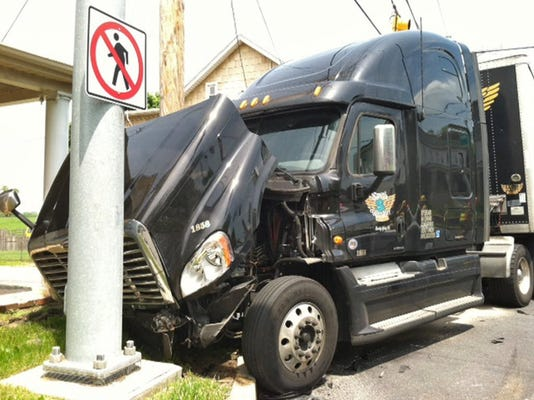 State police will focus on highway safety programs in regards to commercial drivers. DAILY RECORD/SUNDAY NEWS -- FILE