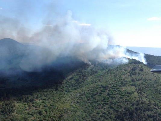 Mt. Emma Fire 01