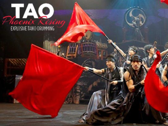 TAO: Phoenix Rising at the Palladium