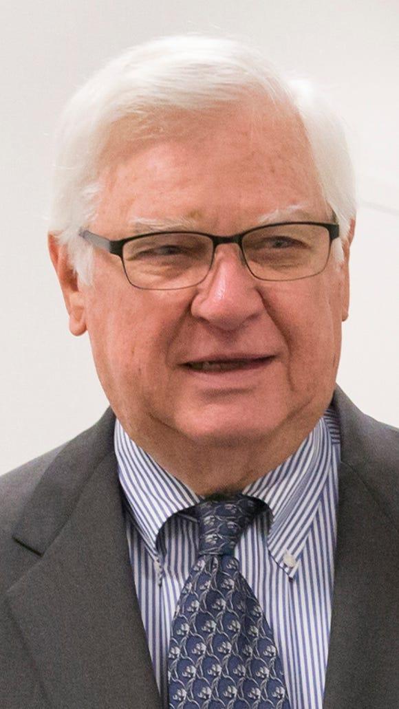 Republican Rep. Hal Rogers and Kentucky Gov. Matt Bevin