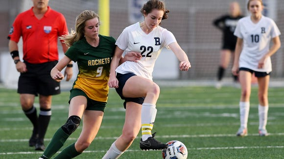 Reynolds defeated Roberson 1-0 March 28, 2018 at Roberson