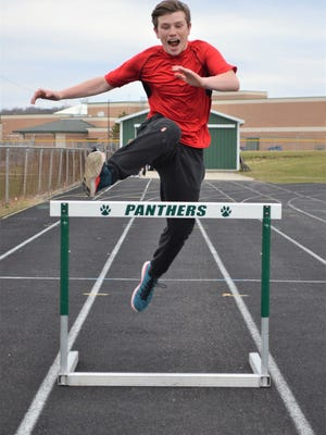 Pennfield senior Nolan Bornamann plans to attempt to compete in every individual event this year during the track season.