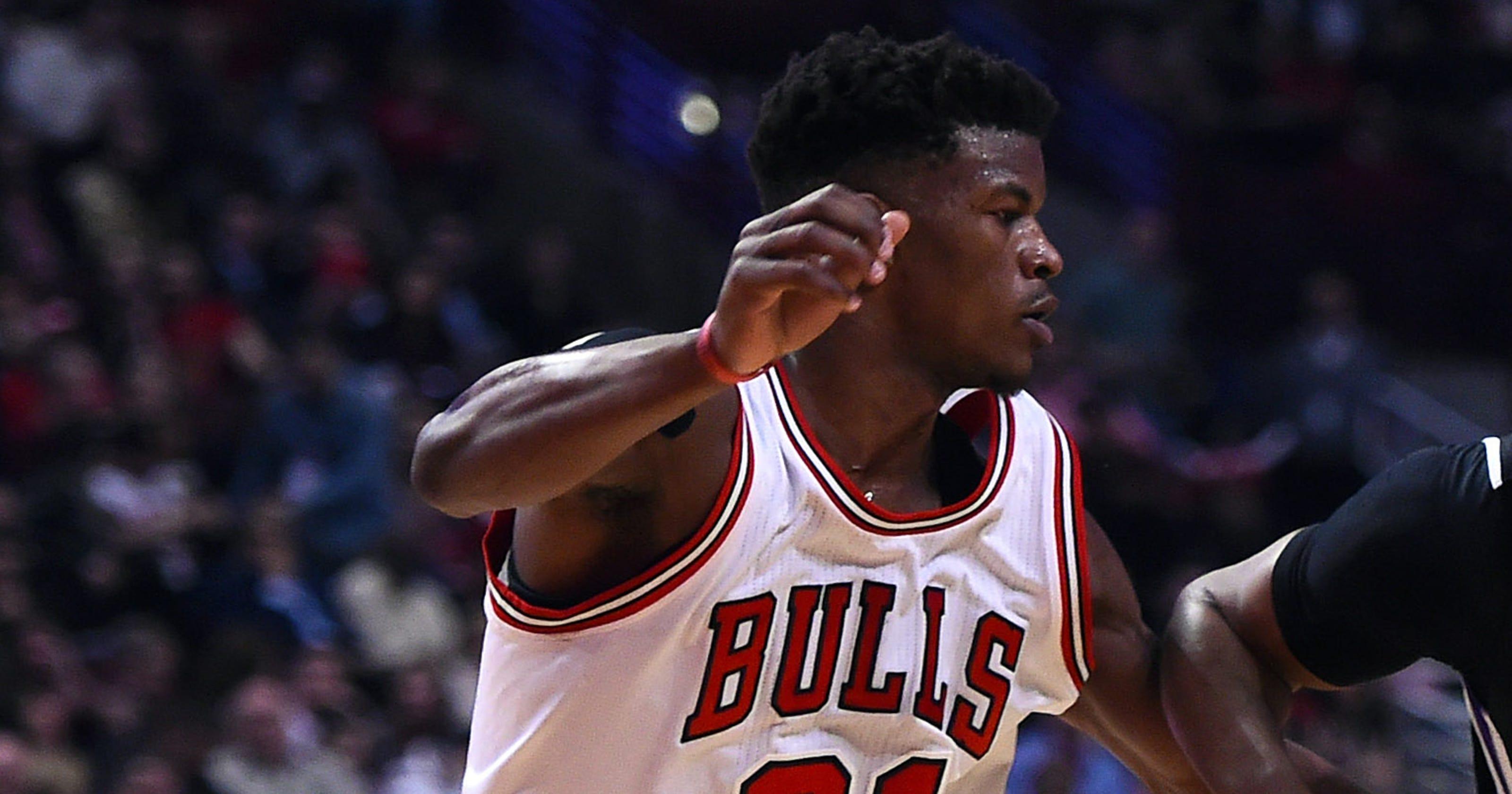 Strained Shoulder Sidelines Bulls Butler Vs Cavaliers