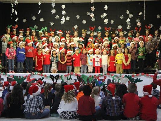 Monterrey Christmas concert