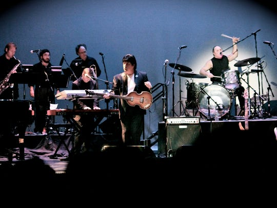 McCartney Mania will celebrate Paul McCartney's 75th birthday with a show Saturday at  The Sunrise Theatre Black Box in Fort Pierce.