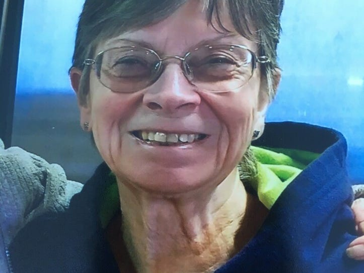 Lauralyn Palmer, 71, was reported missing in Fall River