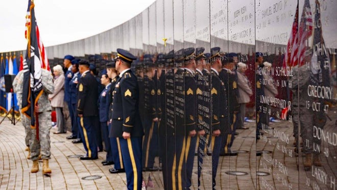 The New Jersey Vietnam Veterans' Memorial Foundation (NJVVMF) will hold its annual New Jersey Vietnam Veterans Remembrance Day Ceremony from 11 a.m. to 1 p.m. Monday, May 7, at 1 Memorial Lane, Holmdel.