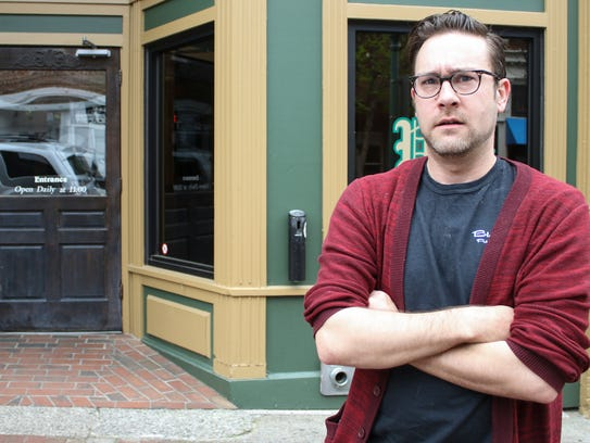 Josh Raby's story about a strange late-night visit