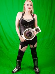 Bombshells Champion Ingrid Isley will be featured in an Xtreme Bombshells of Wrestling title match during Saturday's Slam Jam 2016.