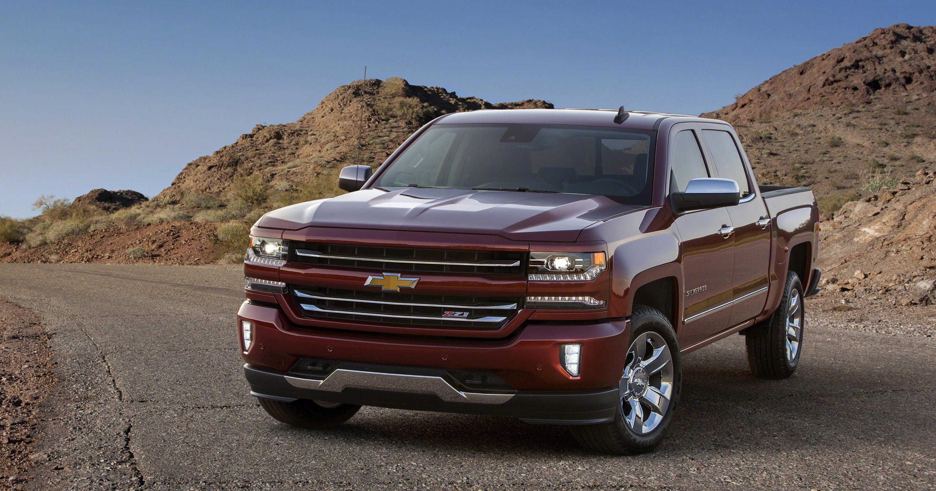 Gm Recalls Some 2016 Trucks For Control Arm Defect