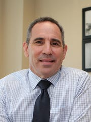 Briarcliff Manor Superintendent Jim Kaishian received