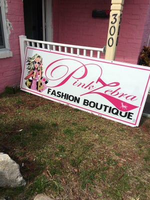 Kimberly McMillan owns and operates the Pink Zebra Consignment Boutique, 300 5th Ave., Indialantic.