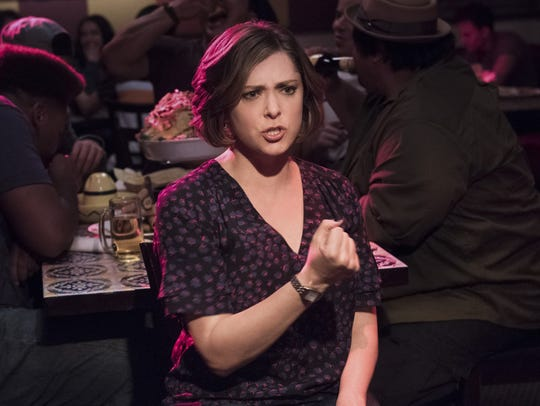 """Crazy Ex-Girlfriend,"" which stars the multi-talented Rachel Bloom, has turned the explanatory theme song into an art form, skillfully reworking its opening each season to redefine the title character's situation."