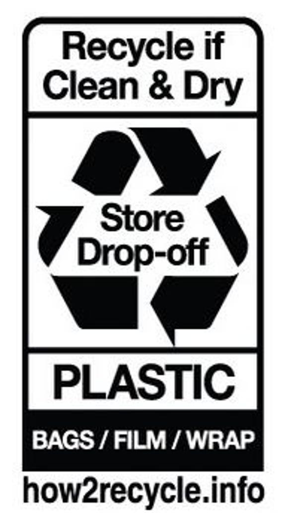 Plastic recycle logo