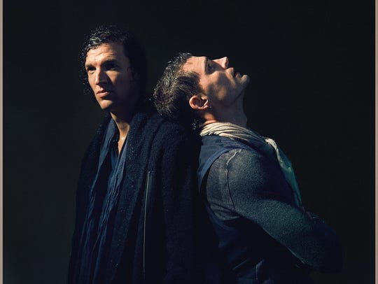 For King & Country are brothers Luke and Joel Smallbone.