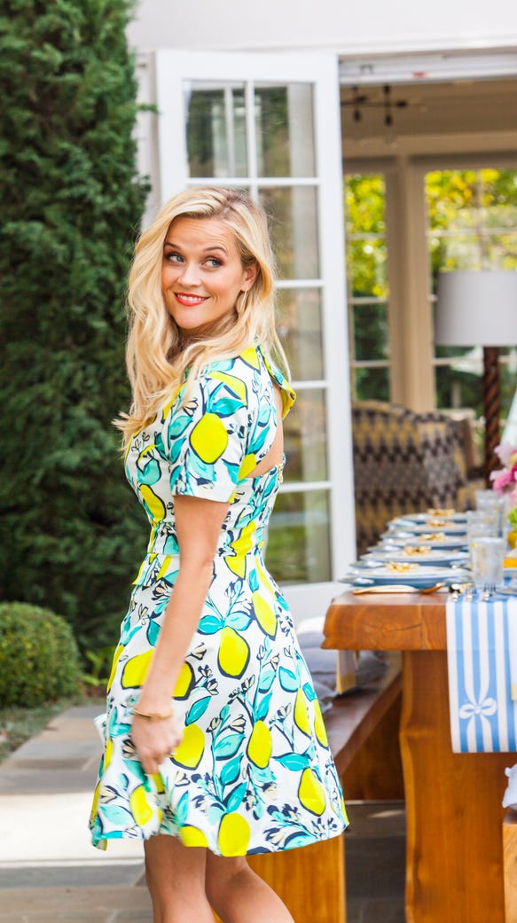 6 items to buy from Reese Witherspoon's Draper James Fall ... Reese Witherspoon Clothing Line