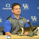 Former Kentucky offensive coordinator Shannon Dawson is expected to be hired in the same position by Southern Miss, according to a USA TODAY report.