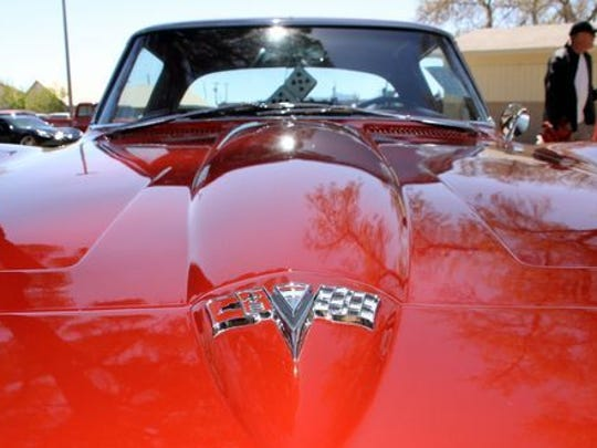 Detroit muscle cars are a big hit during the annual