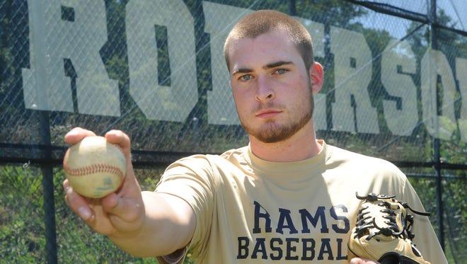 Roberson alum Alex Ledford now plays college baseball for Samford.