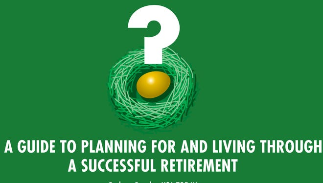 USA TODAY retirement columnist Rodney Brooks has a new e-book on retirement.