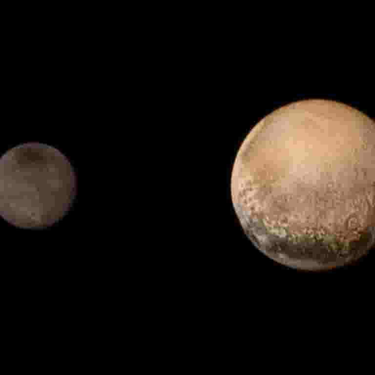 NASA opens 2019 at tiny, icy world past Pluto