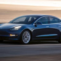 Tesla CEO Elon Musk touts new Model 3, but it's a bit pricier than the one many expected