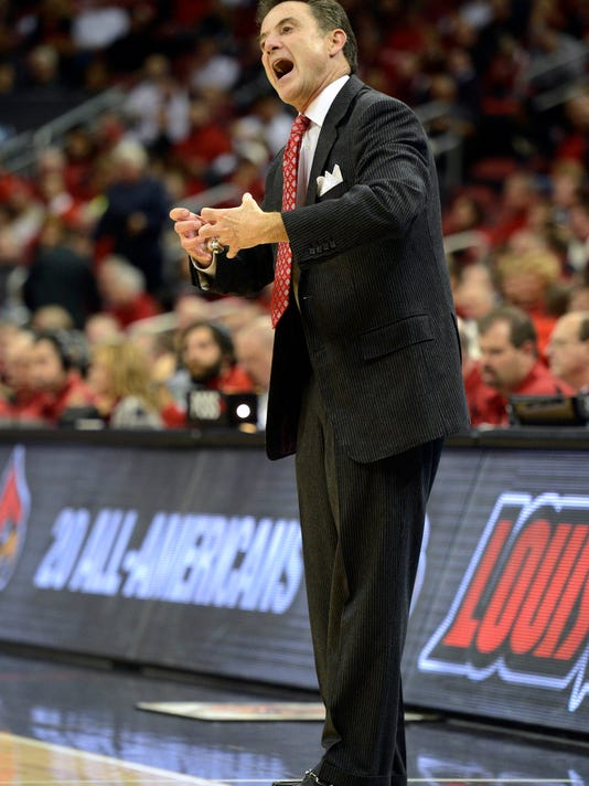 NCAA Basketball: Jacksonville State at Louisville