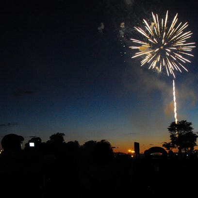 Red White and BOOM! will return to Salisbury on July