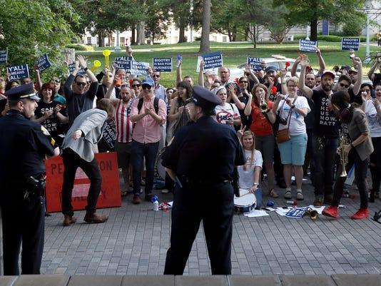 AP LGBT RIGHTS NORTH CAROLINA A USA NC