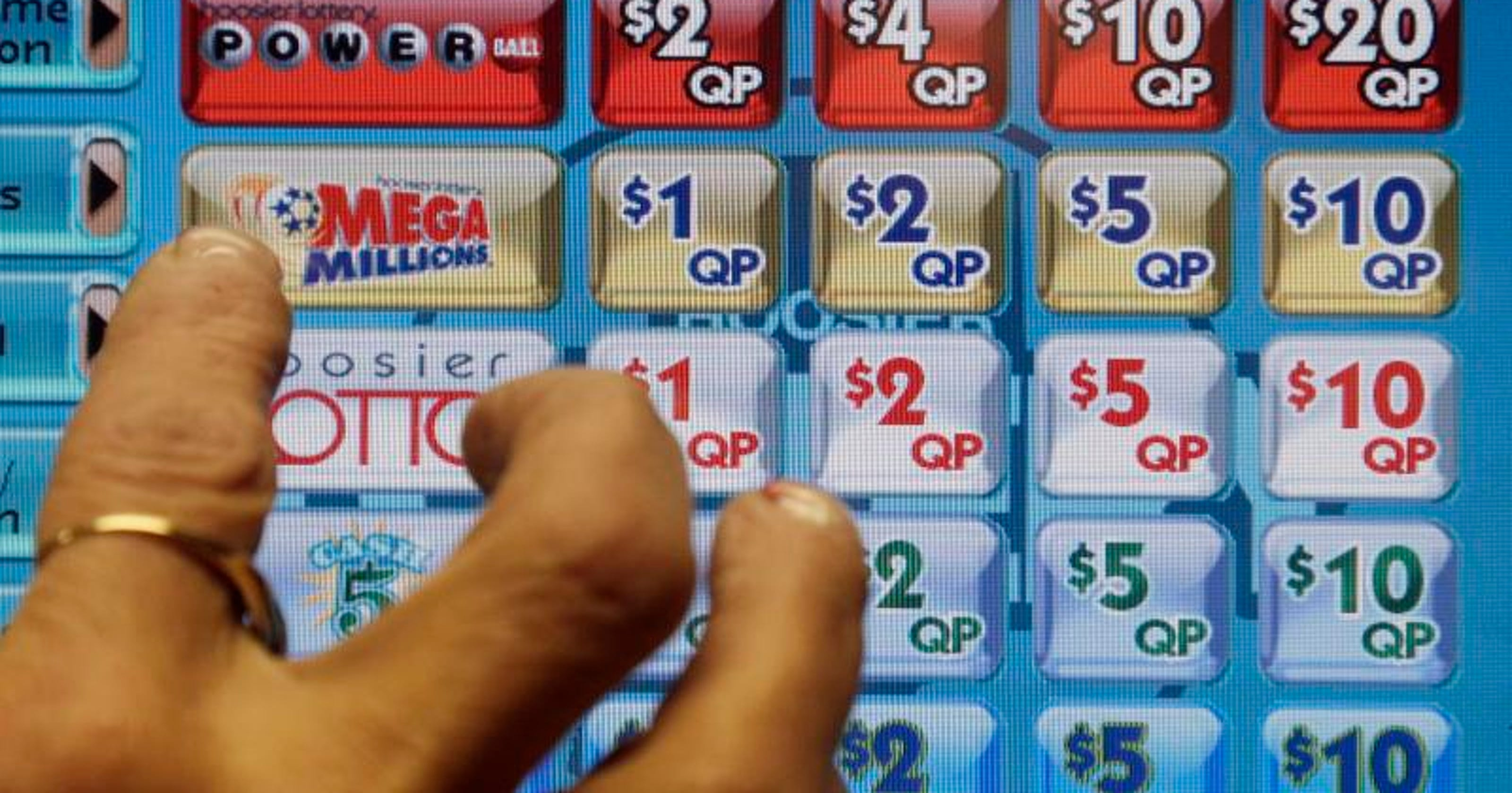 Mega Millions: $143 million winning ticket sold near Dayton, Ohio