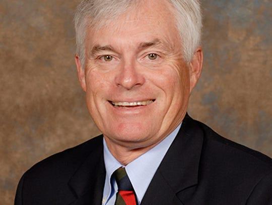 Dr. James Bingham, an internal medicine doctor in Norwood,