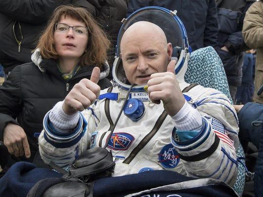 Year In Space Memoir