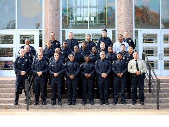 Shreveport Police Department welcomed 19 new graduates