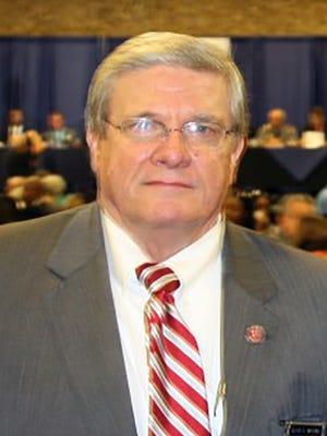 Audit Department Chief Investigator David Huggins