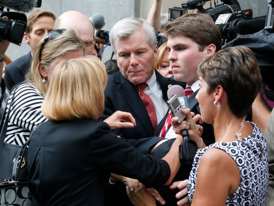 Bob McDonnell, Bobby McDonnell