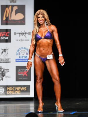 Teresa Giudice competed in her first bodybuilding competition on June 9.
