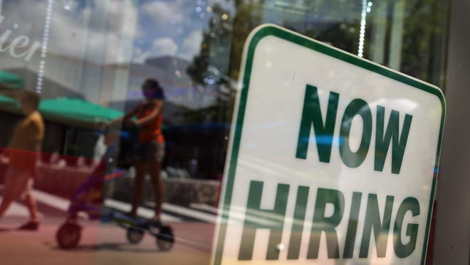 Job growth reached a 15-year high in 2014.