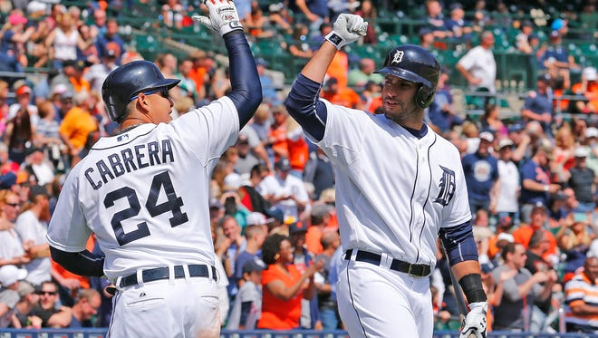 Tigers' opening day is April 8 at Comerica Park in Detroit.