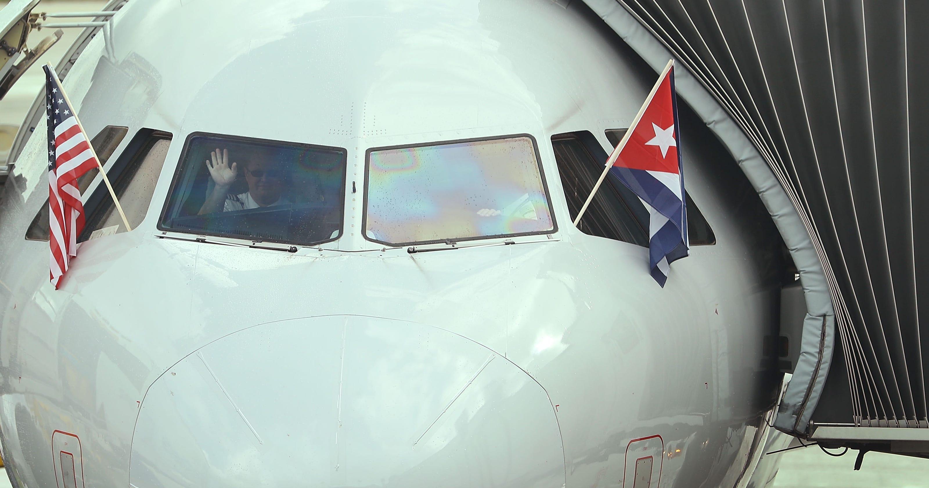 Resultado de imagen para American Airlines Cuba