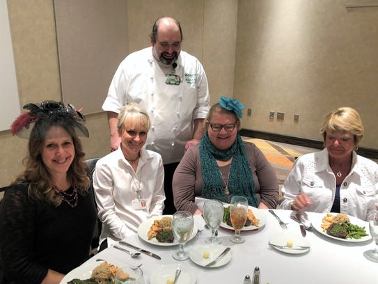 Royal Affair – We joined Hats Off to Holly's House
