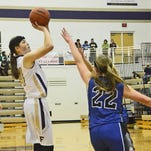 Fowlerville girls begin busy week with win over Ionia