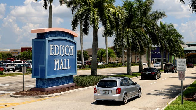 The Edison Mall is located along U.S. 41 in Fort Myers, just north of Colonial Boulevard.